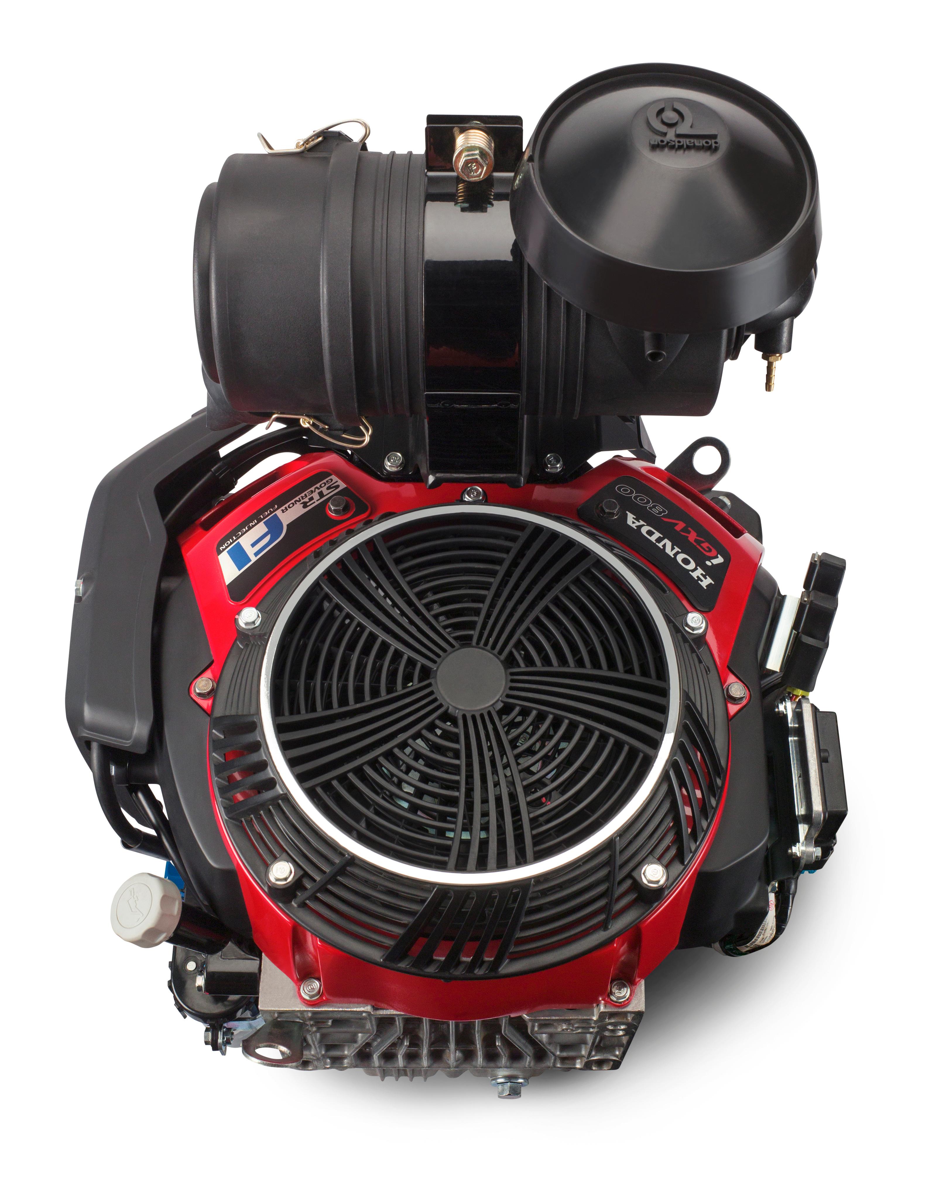 Honda iGXV800 Red Overhead