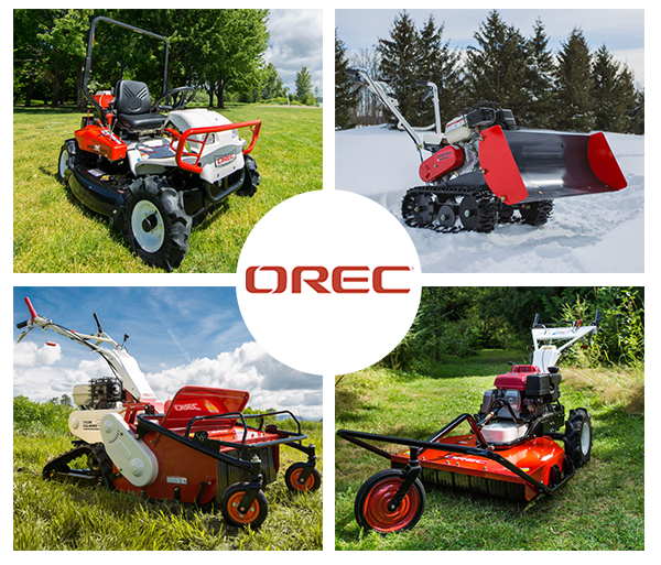 OREC Landscaping Equipment Canada