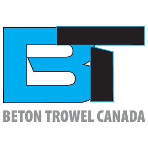 beton trowel canada logo