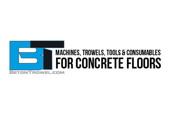 beton trowel distributor canada usa