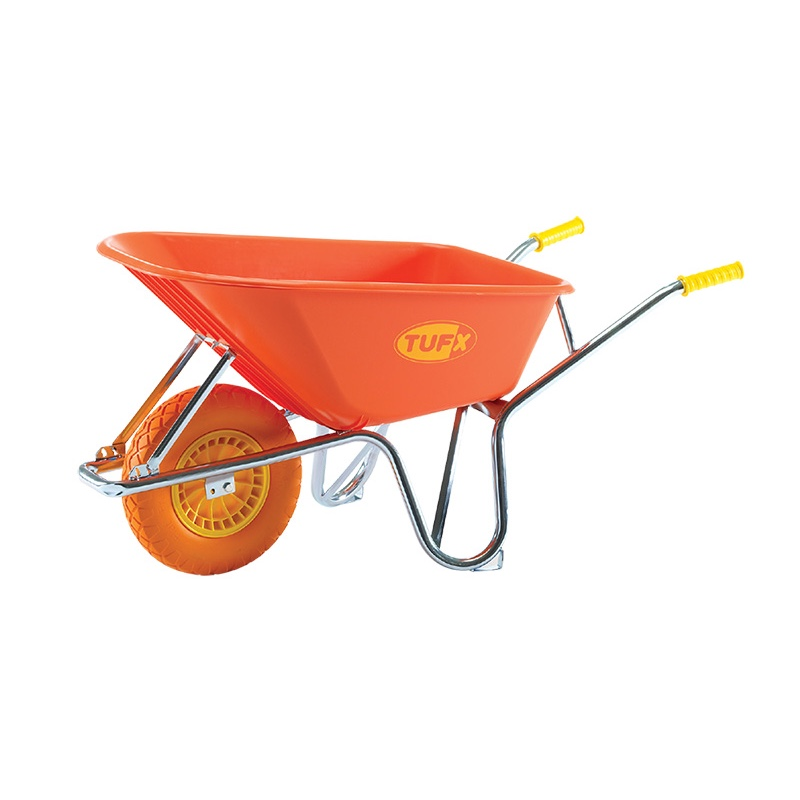 TUFX Lightweight Quality Wheelbarrow
