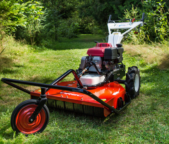 walk behind samurai mower brush mower 1 669x573